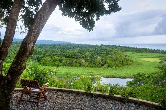 LagunaVista Villas: Deck view