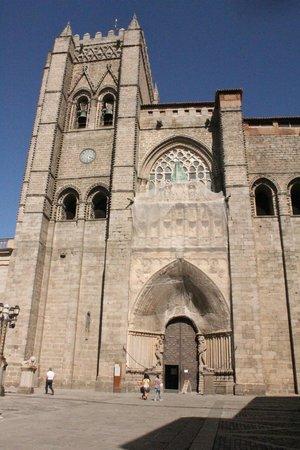 Catedral de Ávila: CATEDRAL AVILA