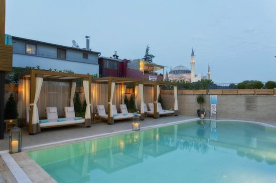 Sura Hagia Sophia Hotel Booking