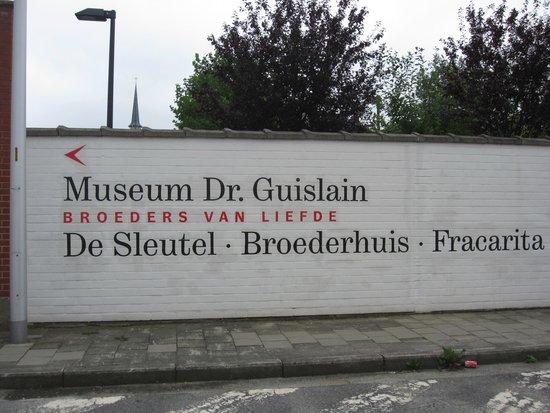Museum Dr. Guislain: Sign