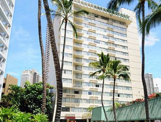 Welcome to the Ramada Plaza Waikiki