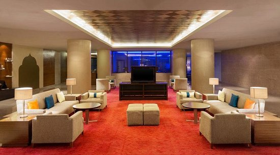 Four Points by Sheraton Jaipur, City Square: Family Lounge