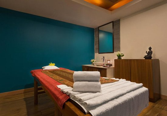 Four Points by Sheraton Jaipur, City Square: Spa
