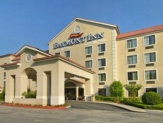 Baymont Inn & Suites Conroe/The Woodlands: Welcome to the Baymont Conroe