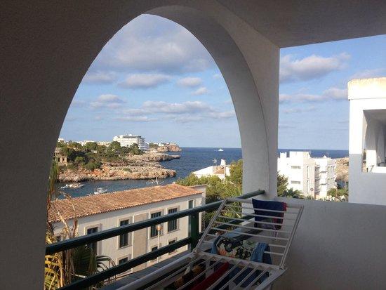 OLA Aparthotel Cecilia: View from room 731