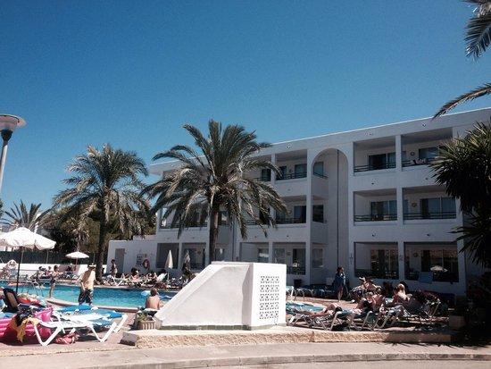 OLA Aparthotel Cecilia : Pool