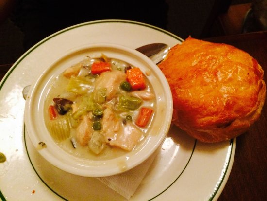Macy's Cellar Bar and Grill : Soup