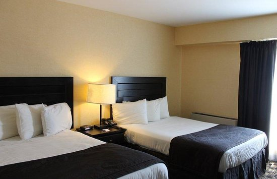 Howard Johnson Inn Sarnia : 2 Double