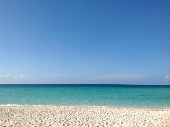 Royalton Cayo Santa Maria: Un ciel bleu et une température extraordinaire, un endroit calme pour ceux qui recherchent le re