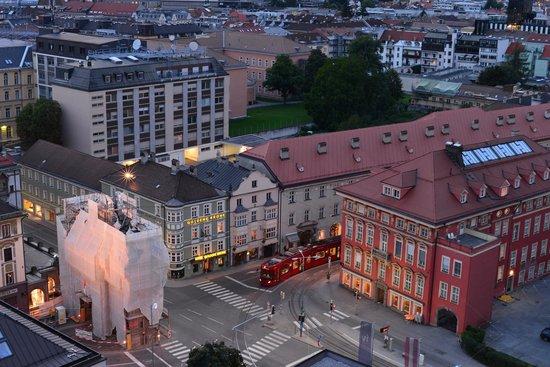Hilton Innsbruck: Alt Stadt