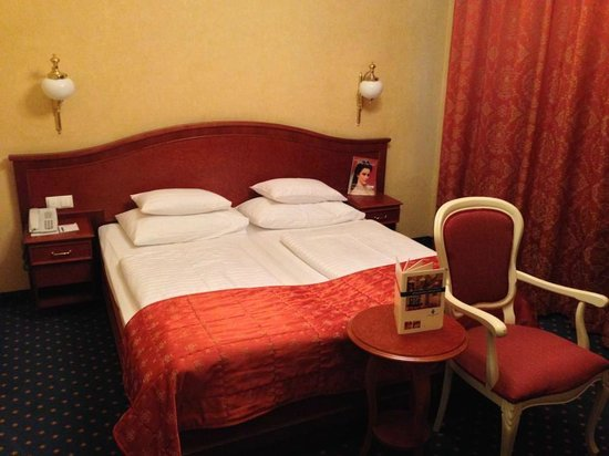 Kummer Hotel: Camera/suite