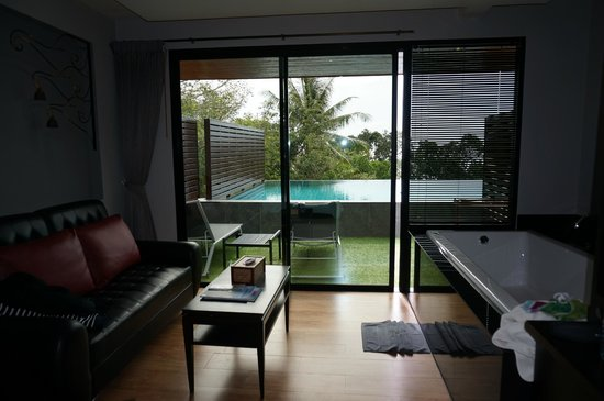 Ayara Kamala Resort & Spa: Chambre