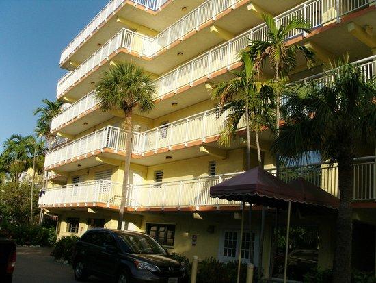 Marina Del Mar Resort And Marina : Außenansicht