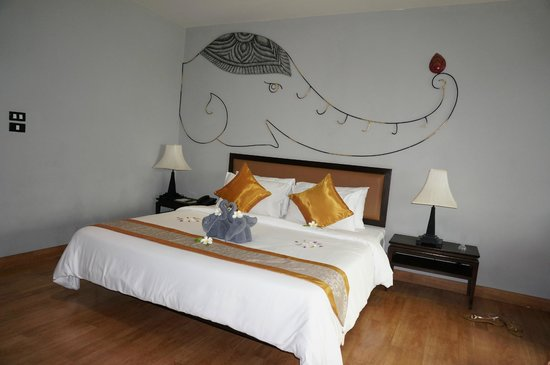 Ayara Kamala Resort & Spa: Chambre pool acces