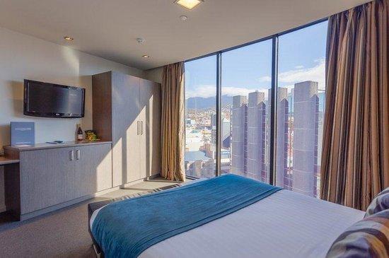 โรงแรมคอลลินส์: Club Room