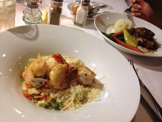 Chef Patrick's: PRAWNS RISOTTO