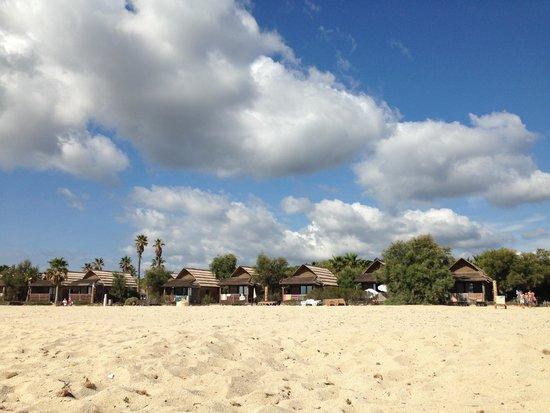 Kon Tiki Riviera Villages : Spiaggia