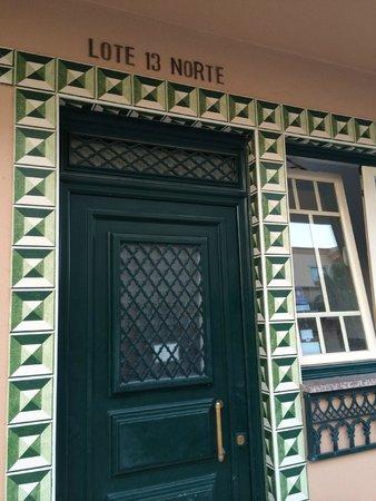 Quinta Pedra dos Bicos: Block 13 Door