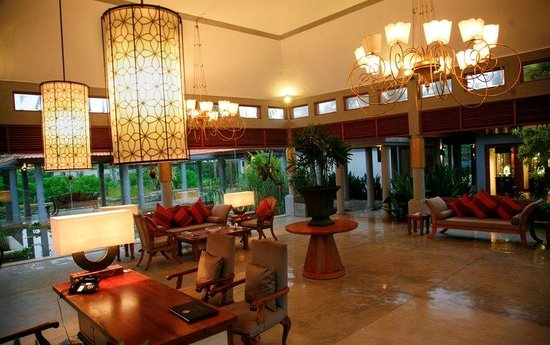 Serene Pavilions: Clubhouse Lobby