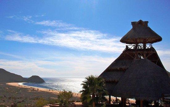 Guaycura Boutique Hotel Beach Club & Spa: El Mirador Ocean View Restaurant