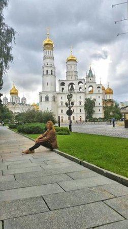 Moskauer Kreml: соборный ансамбль