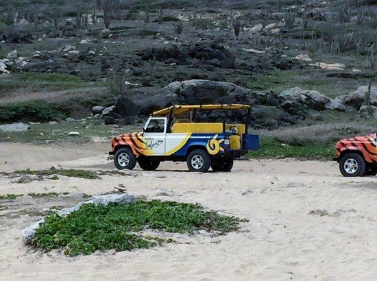 ABC Tours Aruba : ABC Tour Truck