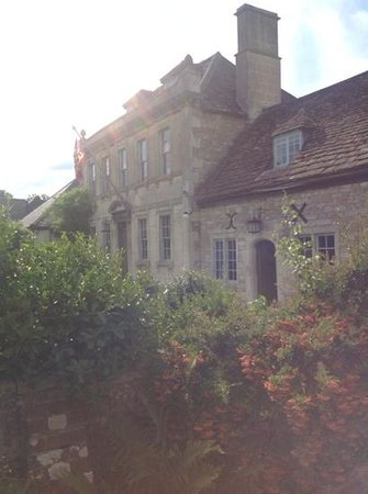 The Moonraker: the old manor hotel