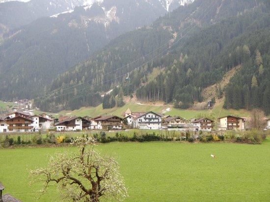 Hotel Edenlehen: view from room