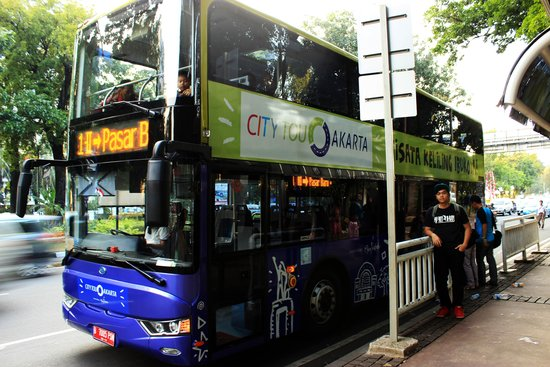 Jakarta Tourist Bus - 2018 All You Need to Know BEFORE You