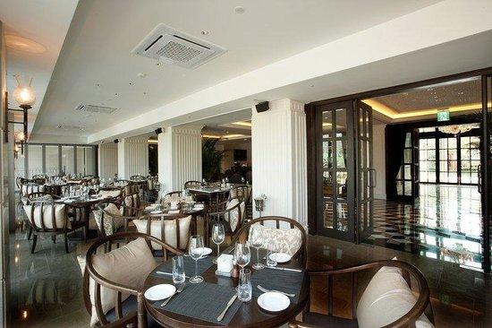 Banyan Tree Club & Spa Seoul : The Festa Bar Terrace