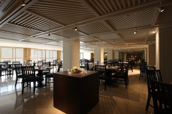 Banyan Tree Club & Spa Seoul : The Club Member's Restaurant