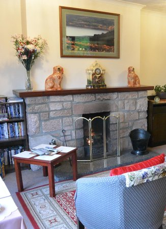 Aslaich Bed & Breakfast: Making yourself feel like home