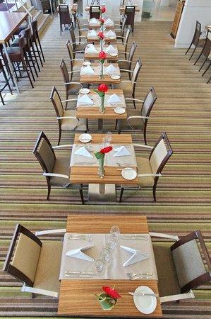 Holiday Inn Reading - M4, Jct 10: 2 AA Rosette Caprice Restaurant