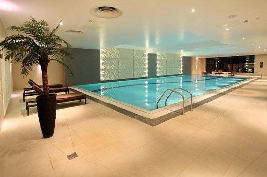 Holiday Inn Reading - M4, Jct 10: 19m Indoor Swimming Pool