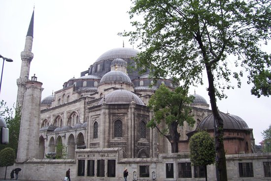 Nice mosque - Picture of Sehzade Mehmet Mosque, Istanbul ...