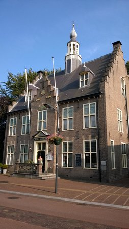 Hotel het Oude Raadhuis : From the outside