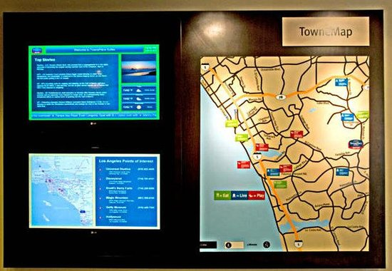 TownePlace San Diego Carlsbad/Vista: TowneMap