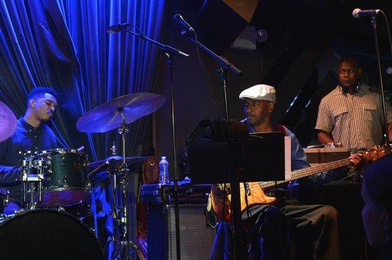 Blue Note : Víctor Bailey