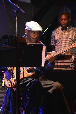 Blue Note : Bajista Víctor Bailey