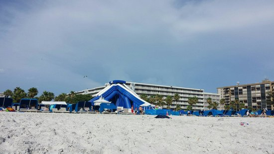 TradeWinds Island Grand Resort: My son's favorite...