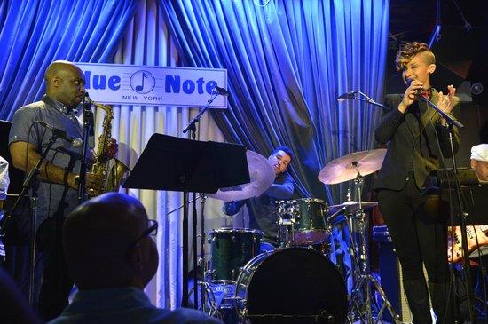 Blue Note : Músicos