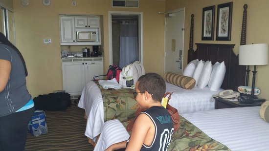 TradeWinds Island Grand Resort: Our room