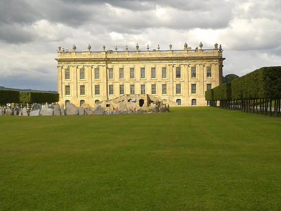 Chatsworth House: the house