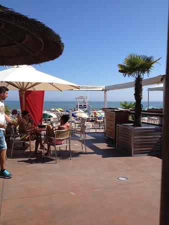 Terrazza sul mare - Picture of Capannina Beach, Jesolo - TripAdvisor
