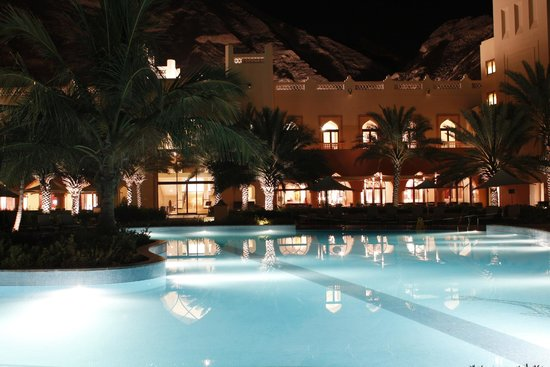 Shangri-La Barr Al Jissah Resort & Spa - Al Waha Hotel: Shangri La Resort-Al Waha