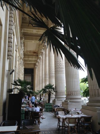 interior do restaurante picture of le mini palais paris. Black Bedroom Furniture Sets. Home Design Ideas