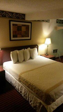 The L Motel Flagstaff : Il letto
