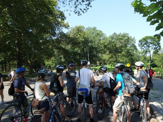 Bike the Big Apple: Central Park