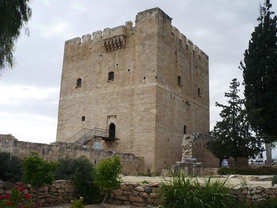 Kolossi Castle: Замок Колосси