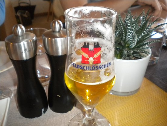 Bergrestaurant Buhlberg: Excellent bier!